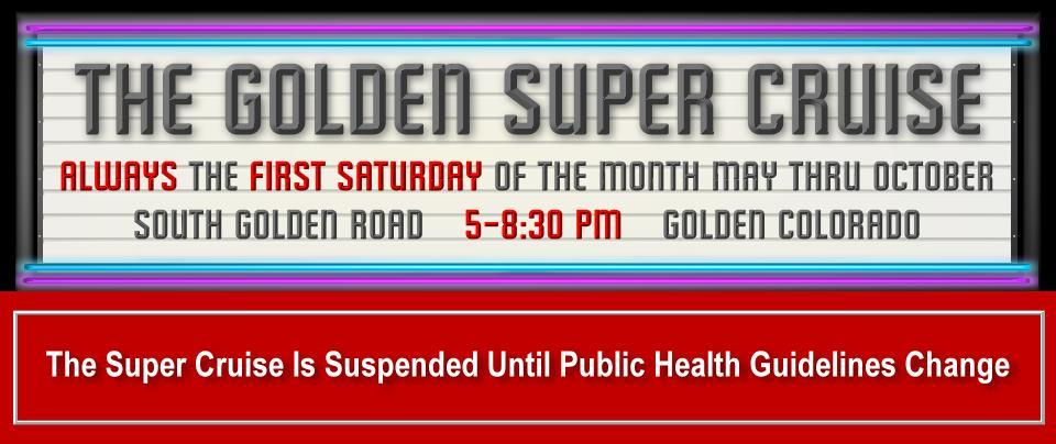 Golden Super Cruise Golden Co Car Show